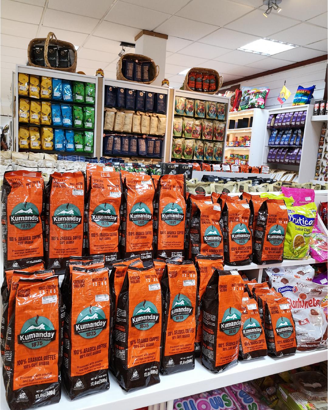 Kumanday Coffee Exhibition